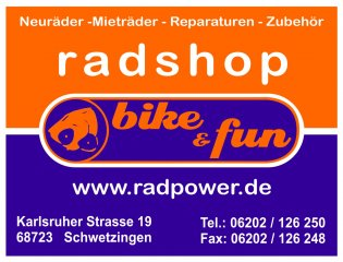 Radshop bike & fun